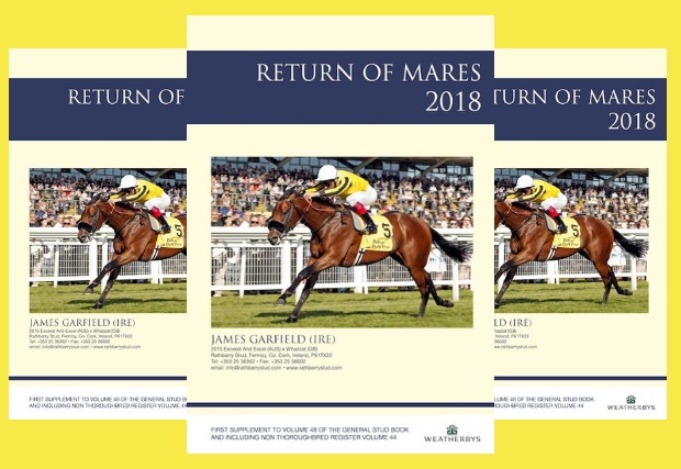 Order 2018 Return of Mares