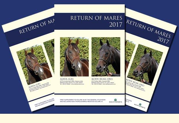 Order 2017 Return of Mares