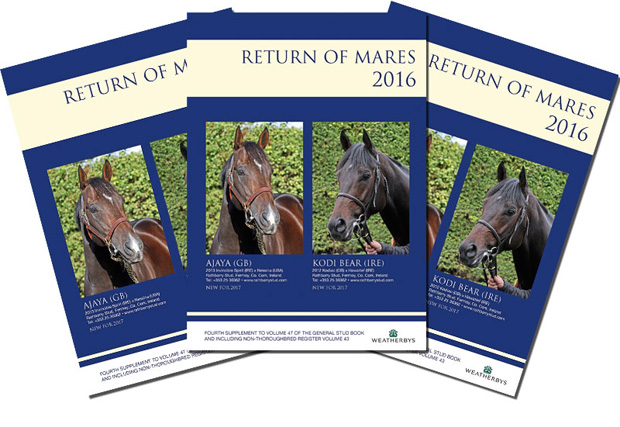 Order 2016 Return of Mares